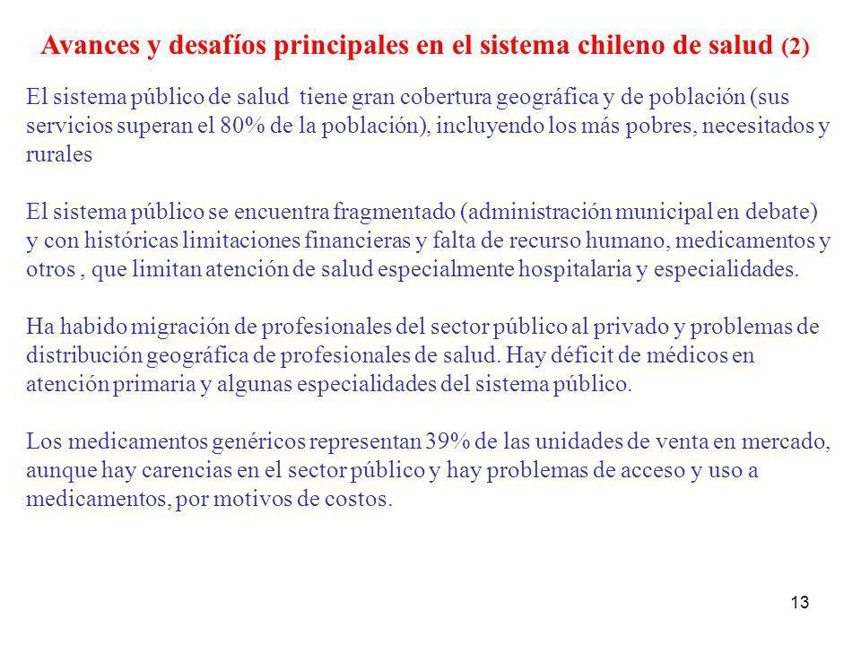 Avances y desafíos principales en el sistema chileno de salud (2)