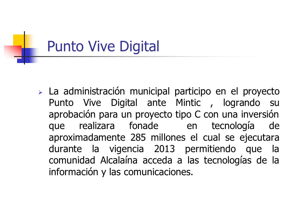 Punto Vive Digital