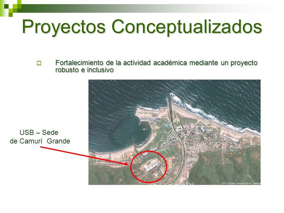 Proyectos Conceptualizados