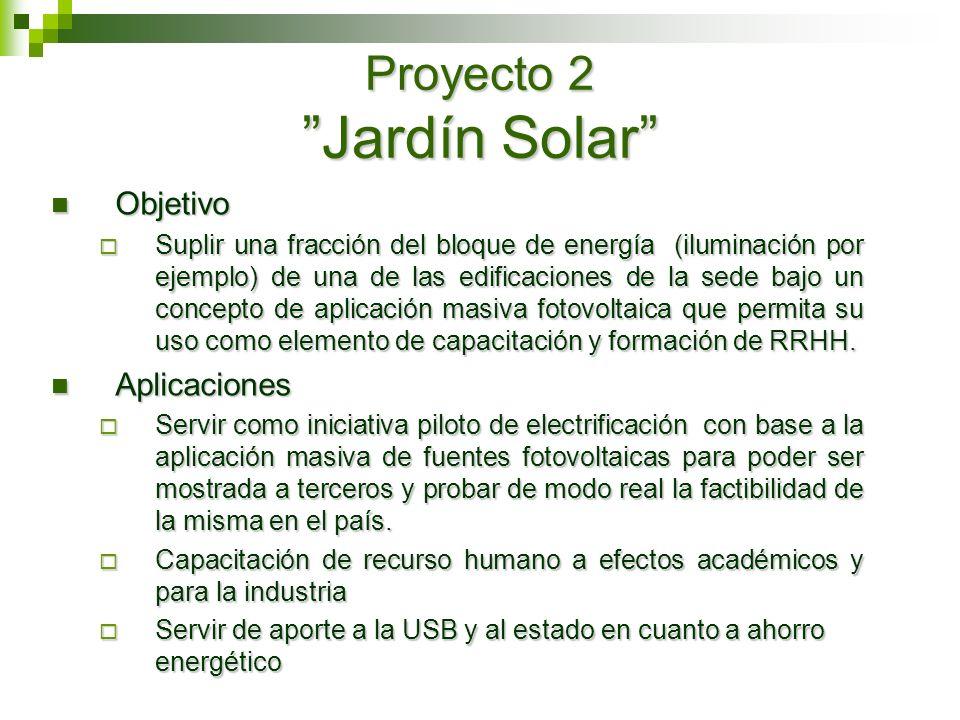 Proyecto 2 Jardín Solar