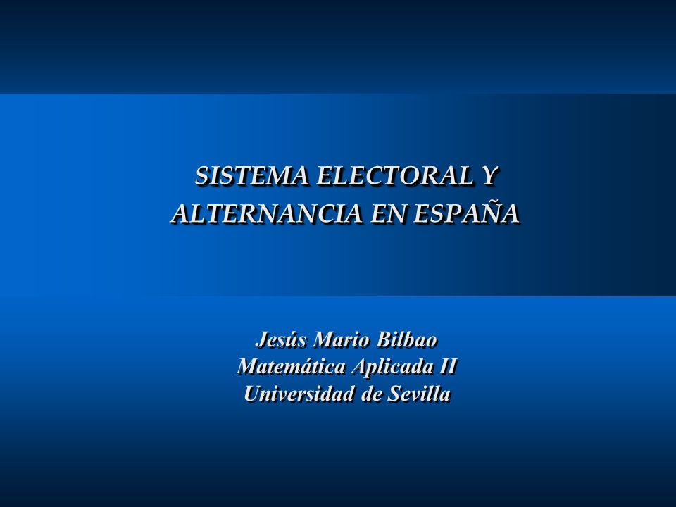 Matemática Aplicada II Universidad de Sevilla