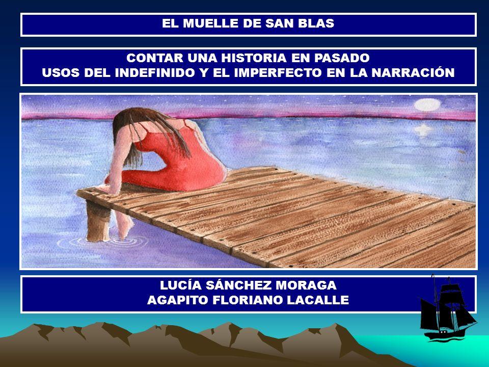LUCÍA SÁNCHEZ MORAGA AGAPITO FLORIANO LACALLE