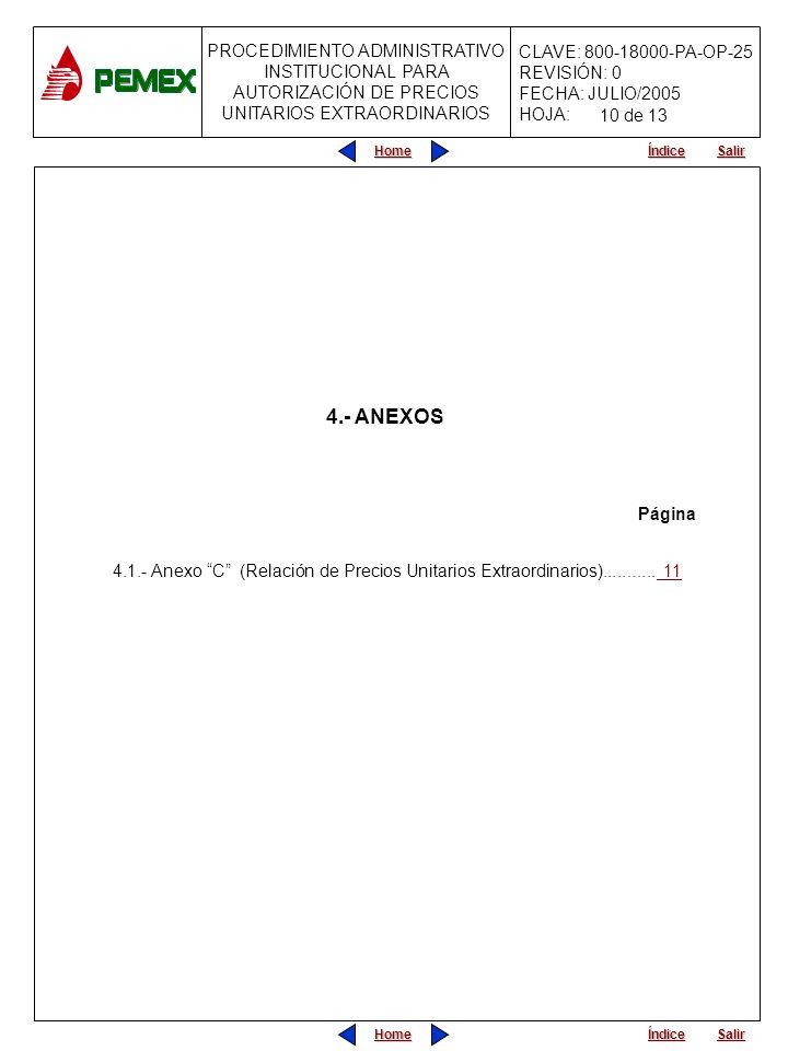 10 de 13 4.- ANEXOS. Página.