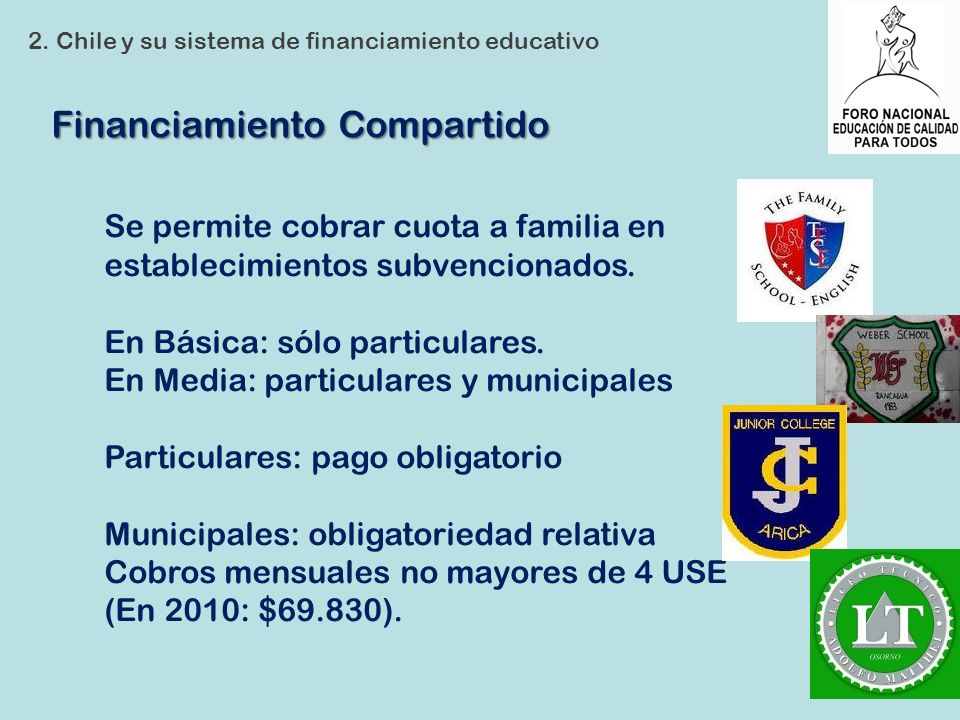 Financiamiento Compartido