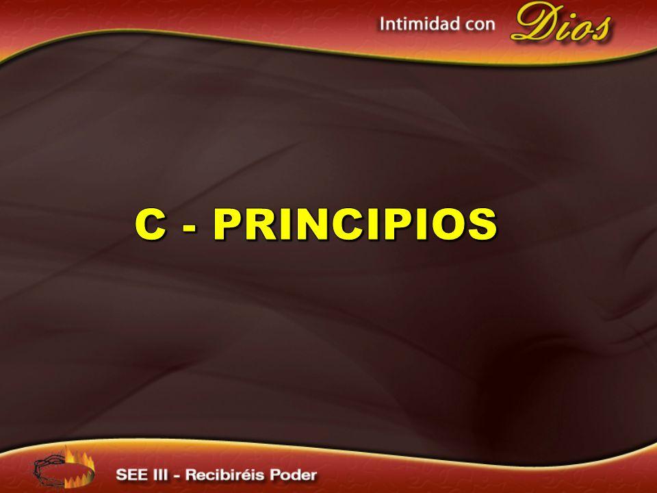 C - Principios