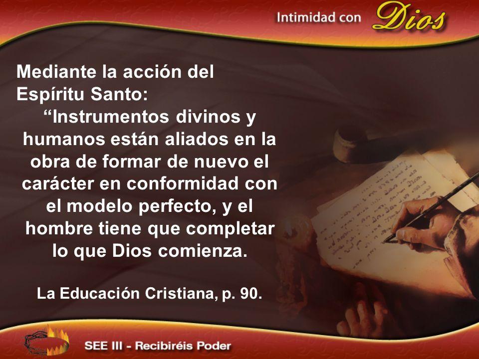 La Educación Cristiana, p. 90.