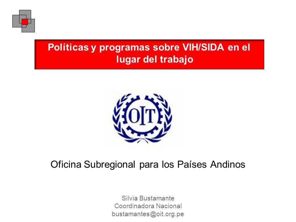 Oficina Subregional para los Países Andinos
