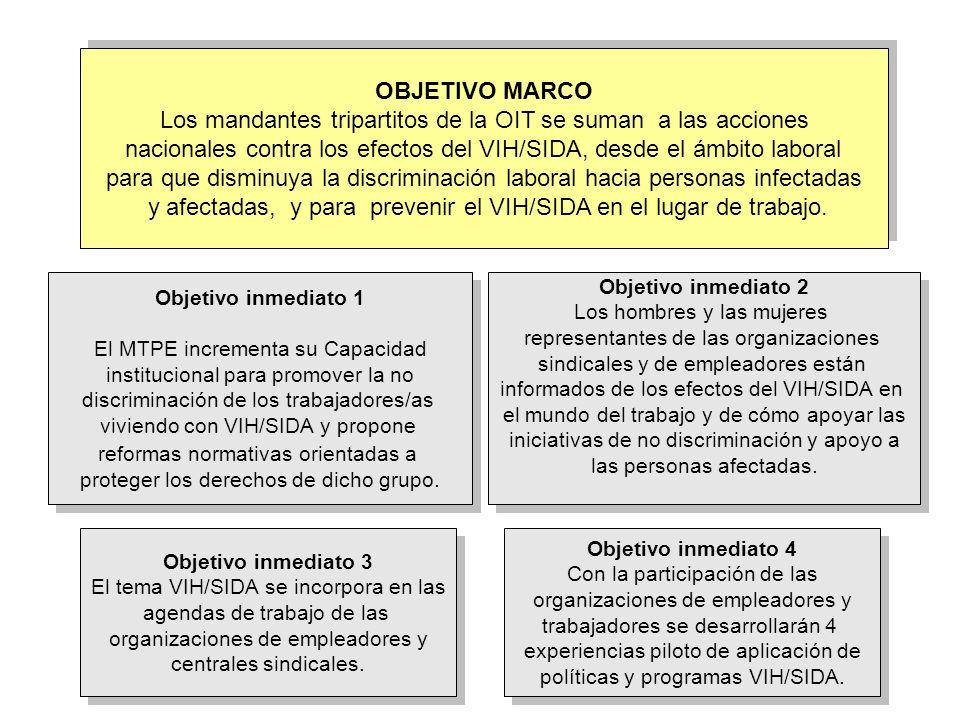 Los mandantes tripartitos de la OIT se suman a las acciones