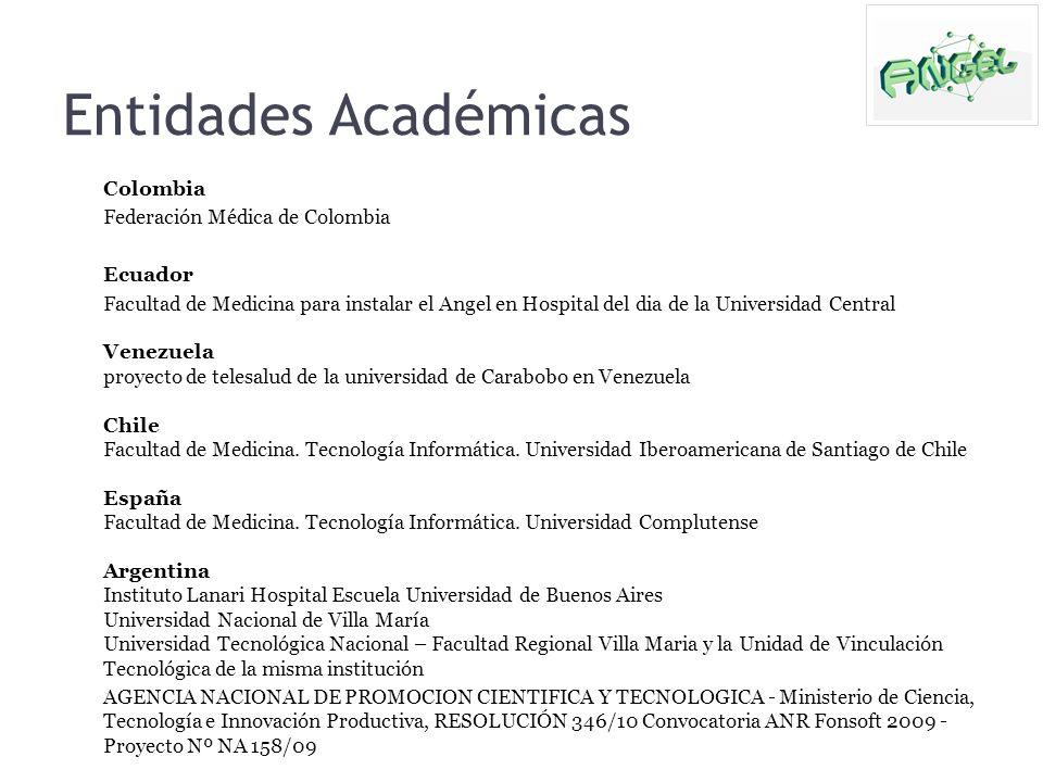 Entidades Académicas Colombia Federación Médica de Colombia Ecuador