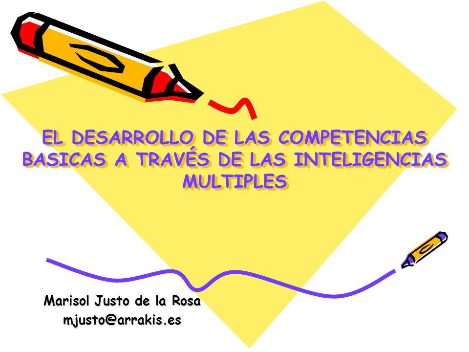 Marisol Justo de la Rosa mjusto@arrakis.es