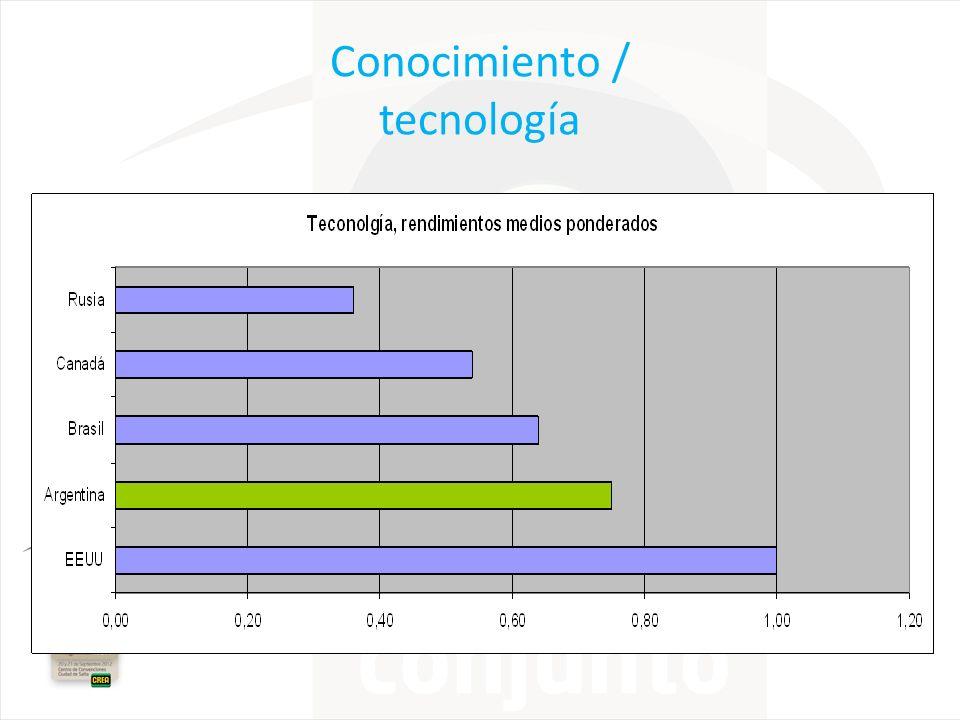 Conocimiento / tecnología