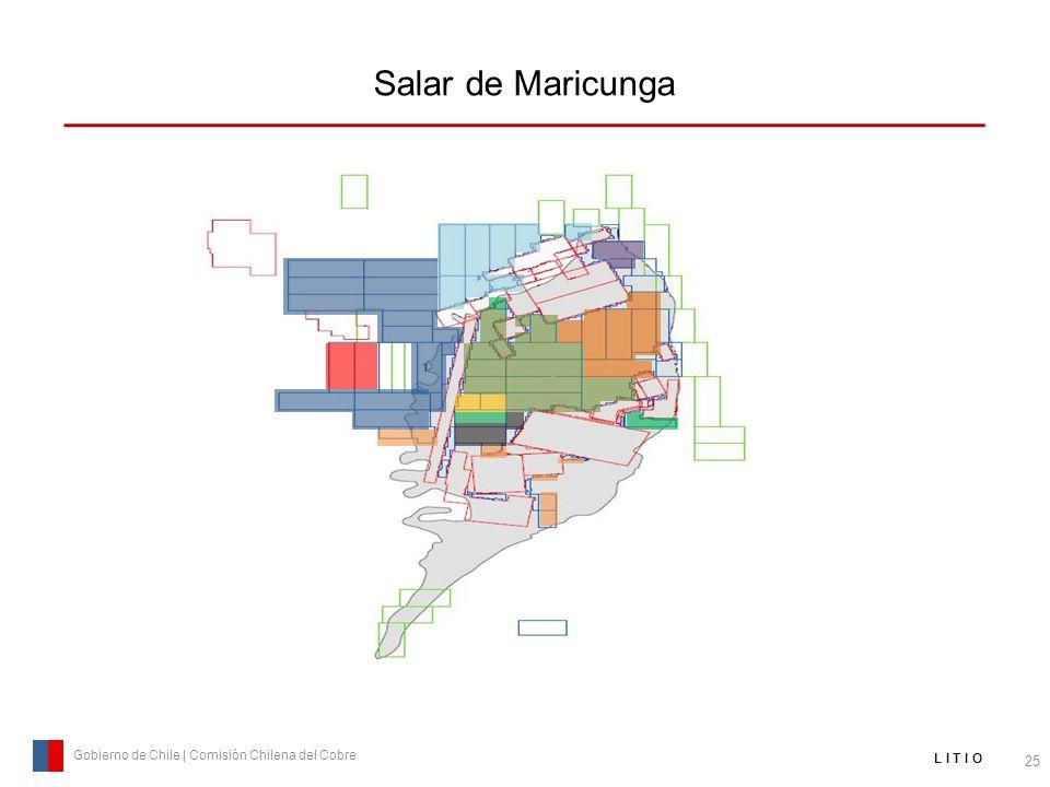Salar de Maricunga Sacar título ordenando… Sacar texto de la imagen.
