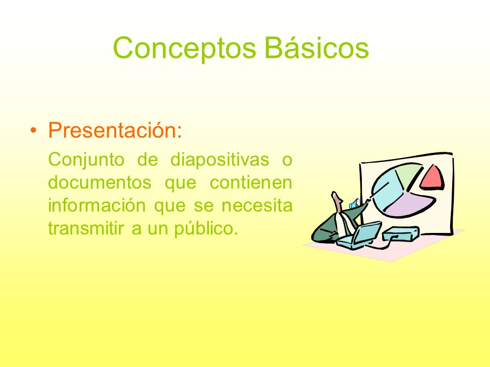 Conceptos Básicos Presentación: