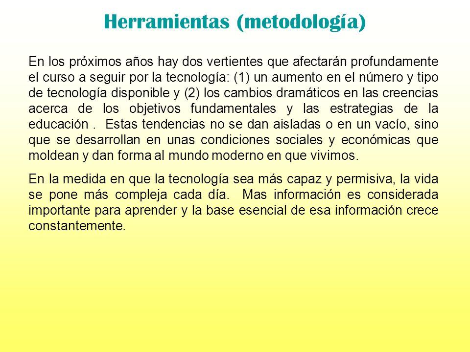 Herramientas (metodología)