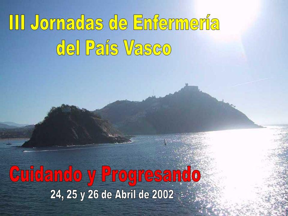 III Jornadas de Enfermería del País Vasco