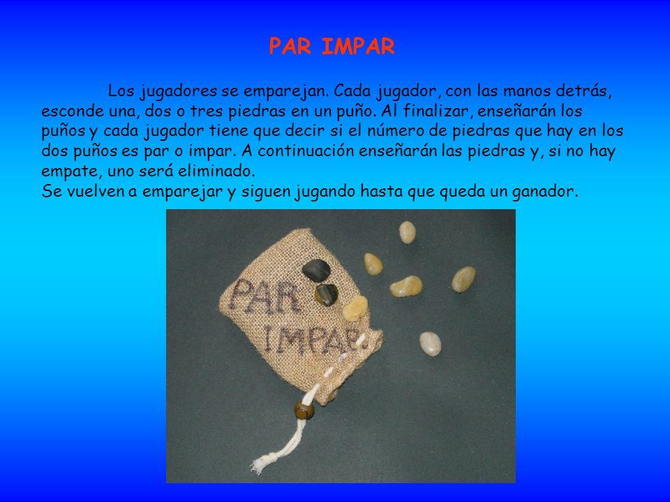 PAR IMPAR