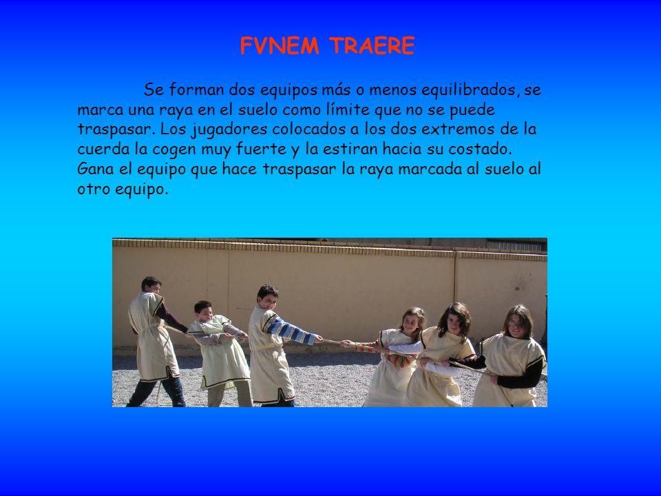 FVNEM TRAERE