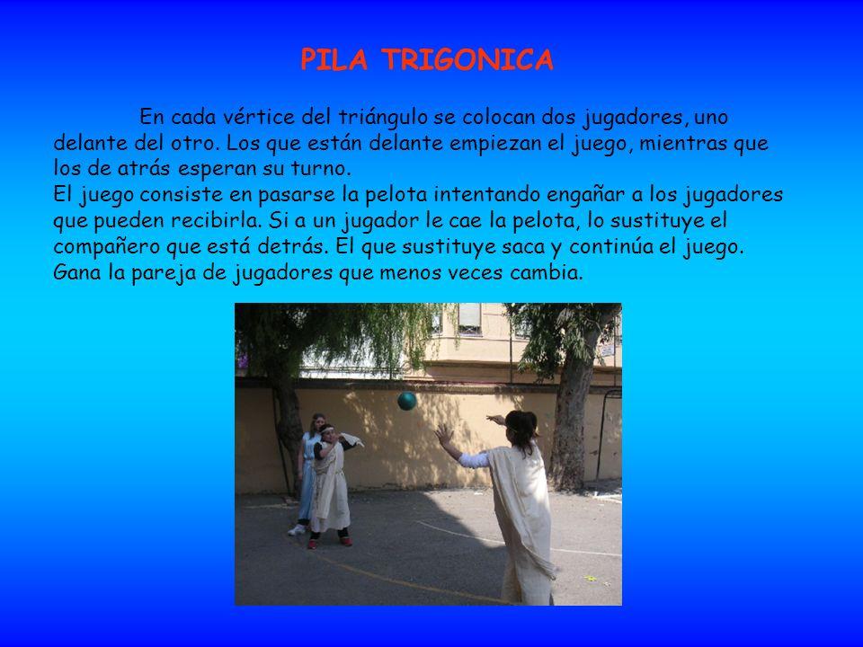 PILA TRIGONICA