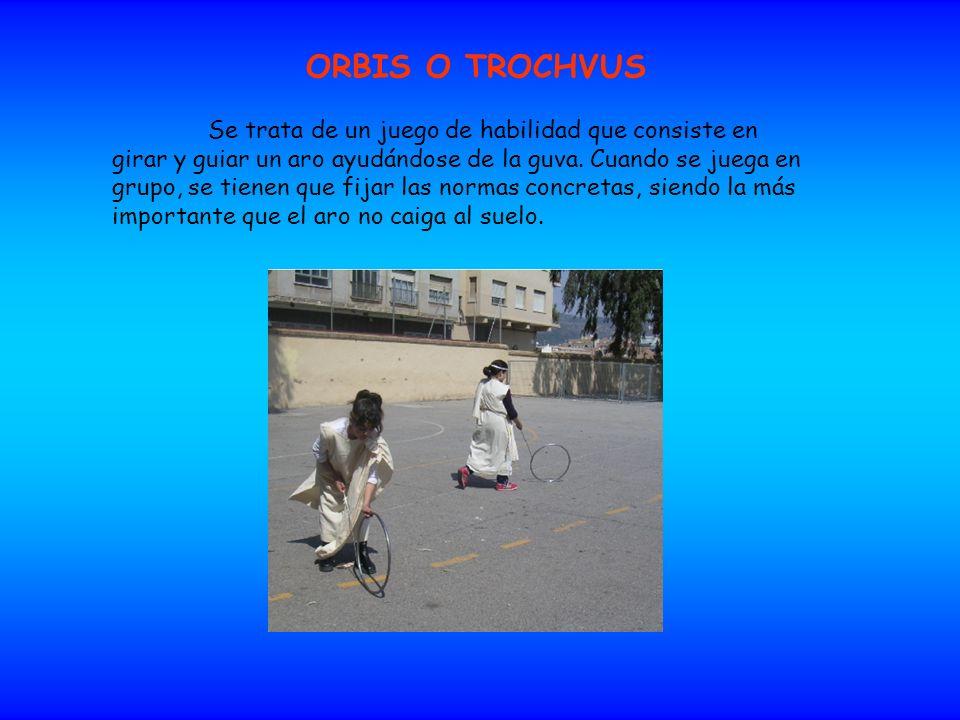 ORBIS O TROCHVUS