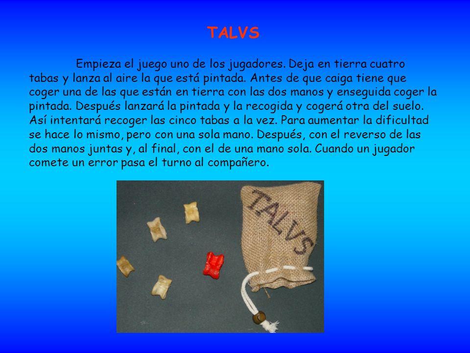 TALVS