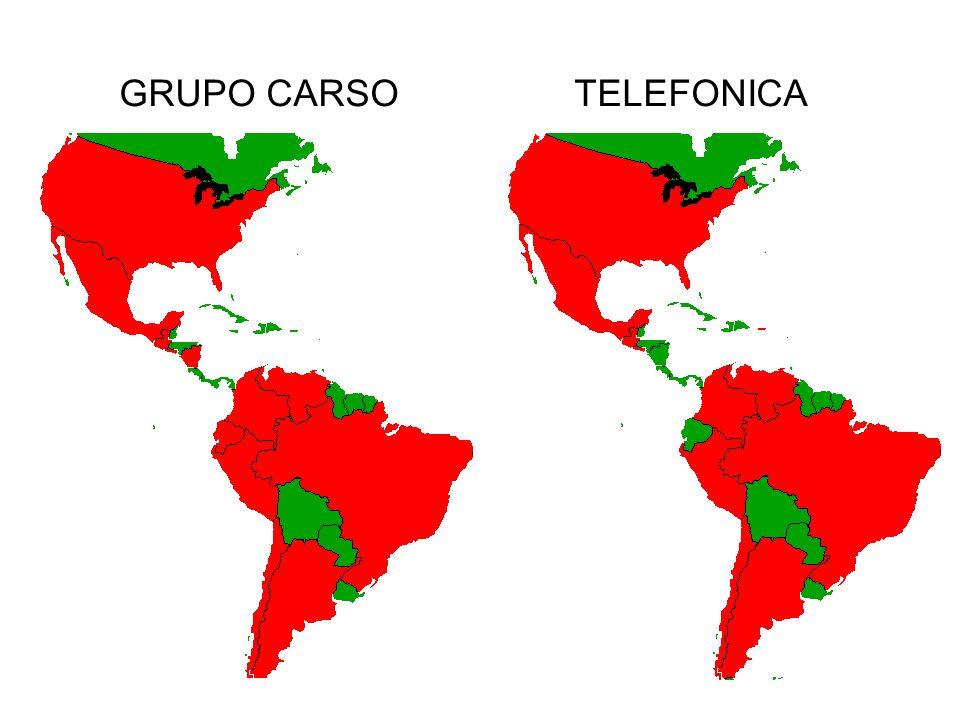 GRUPO CARSO TELEFONICA