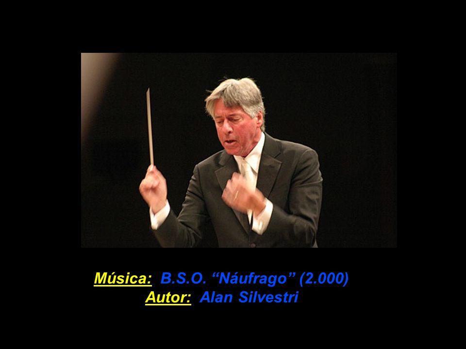 Música: B.S.O. Náufrago (2.000)
