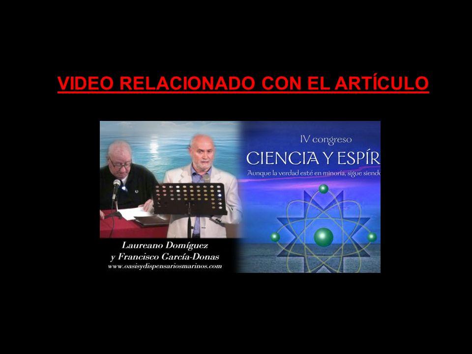 VIDEO RELACIONADO CON EL ARTÍCULO