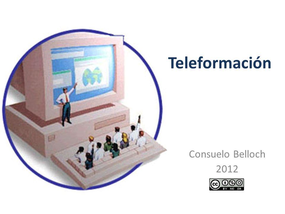 Teleformación Consuelo Belloch 2012
