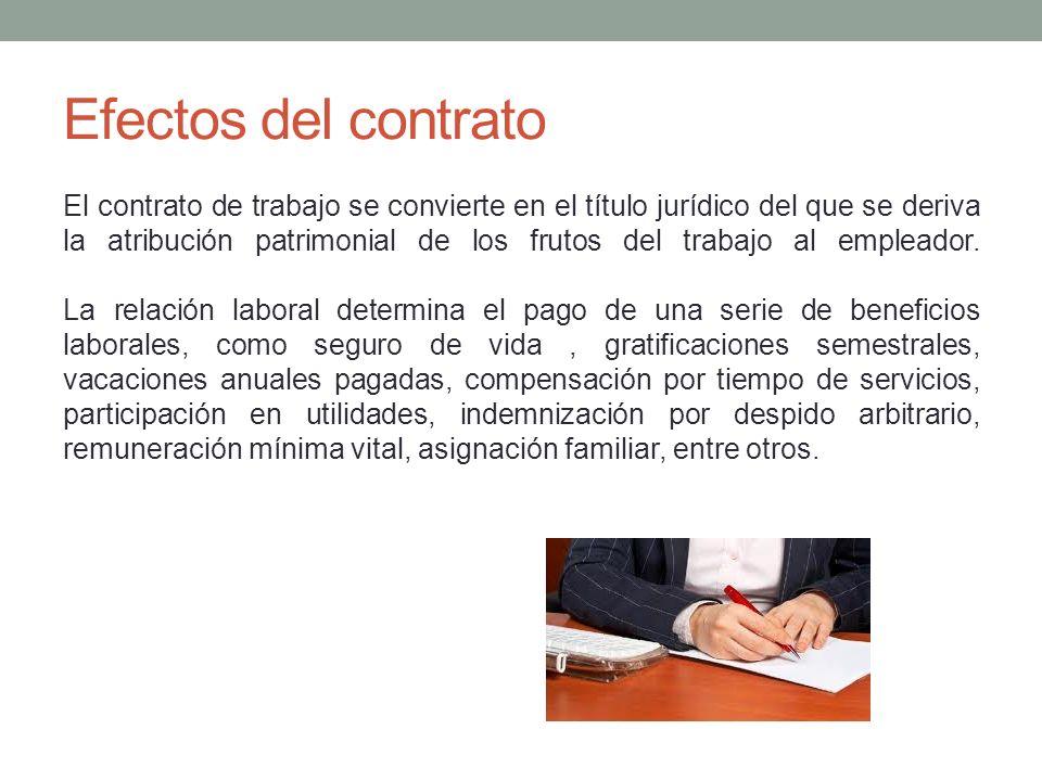 Contratos de trabajo la instituci n b sica y fundamental Contrato de trabajo indefinido servicio hogar familiar