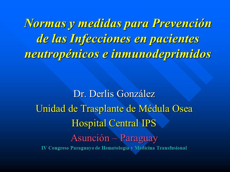 IV Congreso Paraguayo de Hematología y Medicina Transfusional
