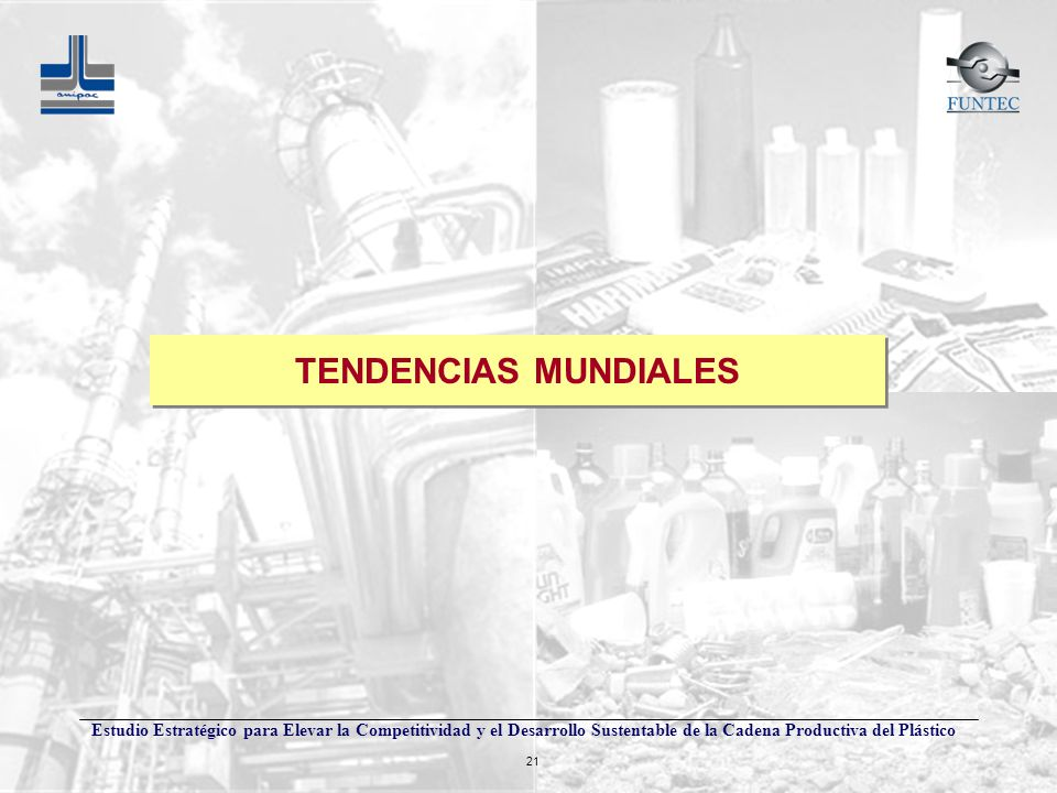TENDENCIAS MUNDIALES