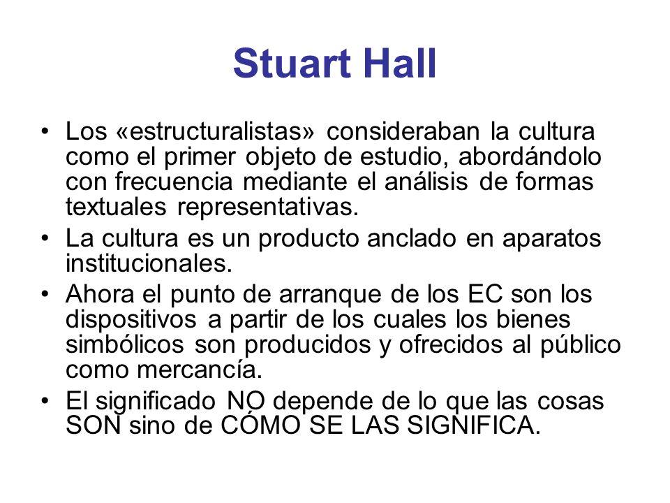 Stuart Hall