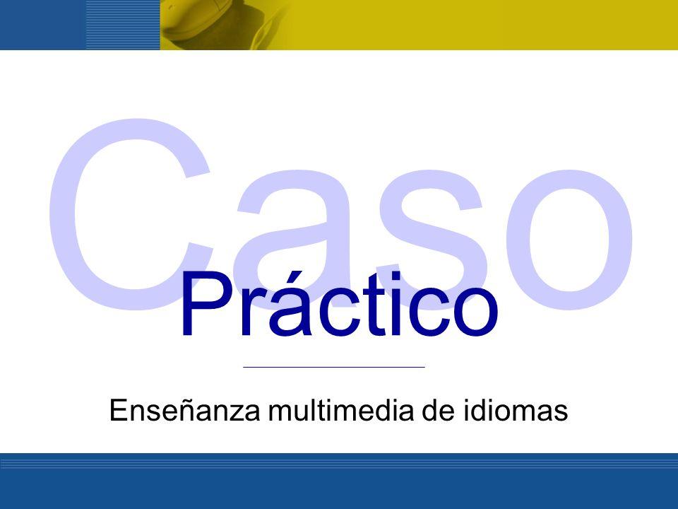 Enseñanza multimedia de idiomas