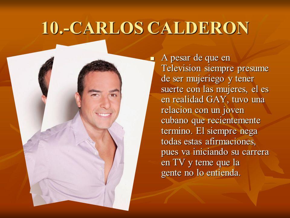 10.-CARLOS CALDERON