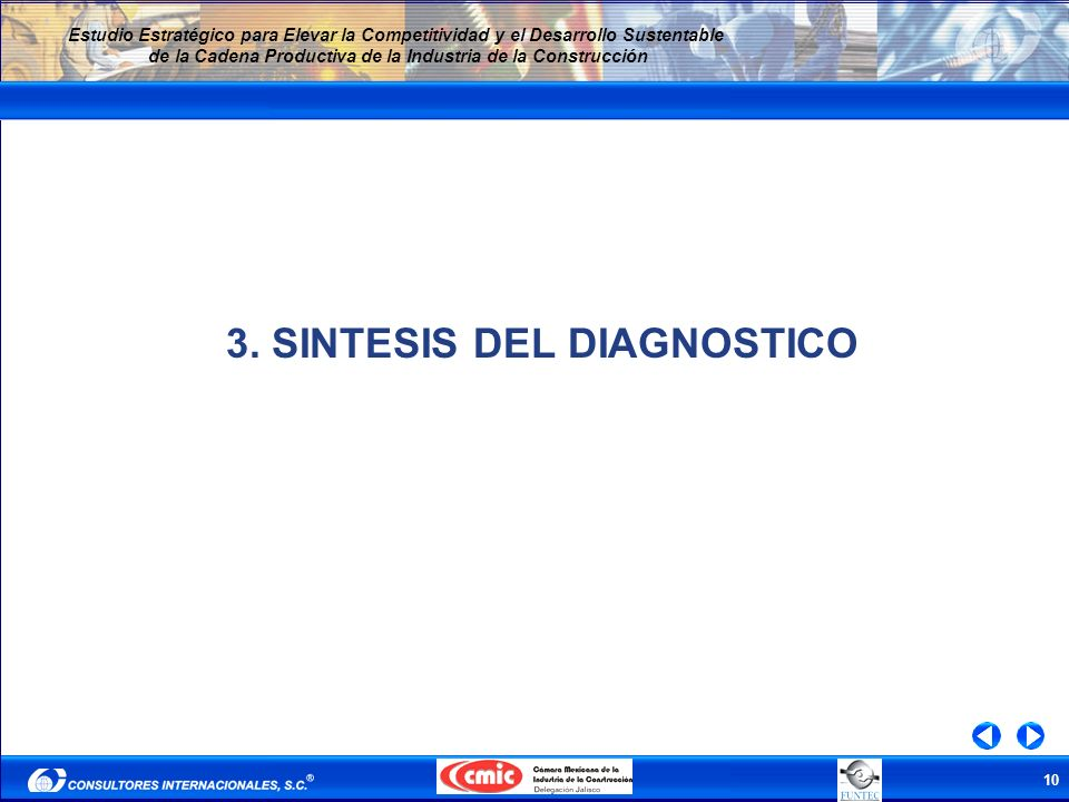 3. SINTESIS DEL DIAGNOSTICO