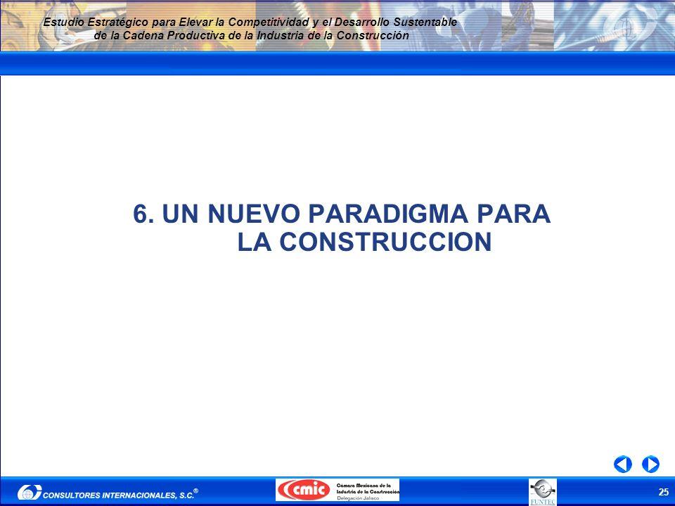 6. UN NUEVO PARADIGMA PARA LA CONSTRUCCION