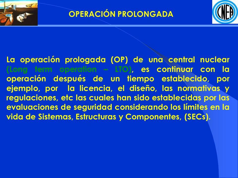 OPERACIÓN PROLONGADA