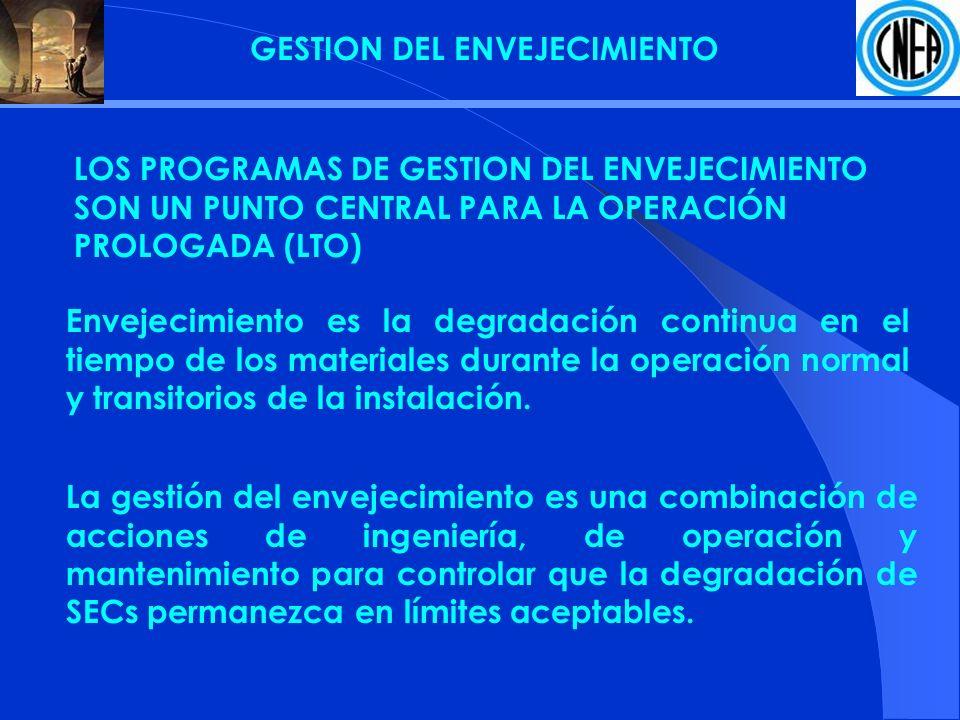 GESTION DEL ENVEJECIMIENTO