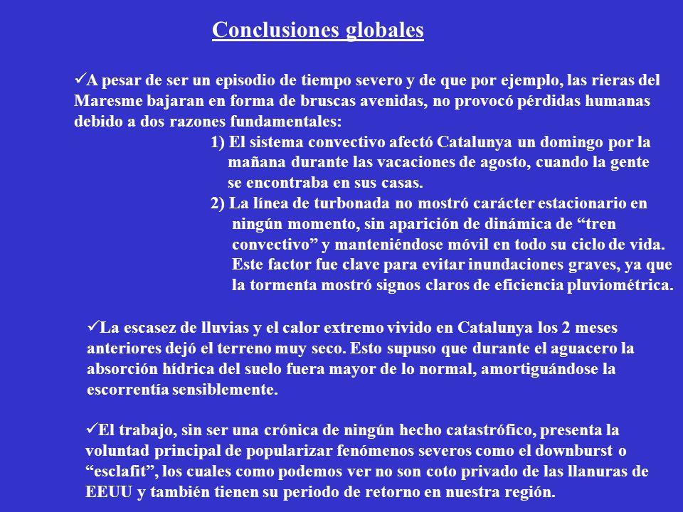 Conclusiones globales