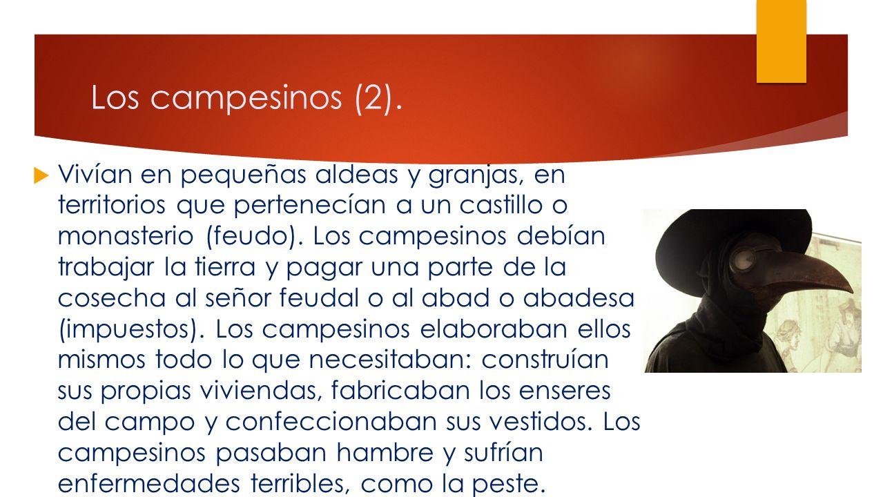 Los campesinos (2).