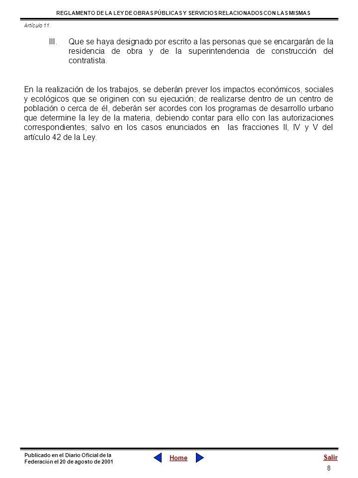Artículo 11.