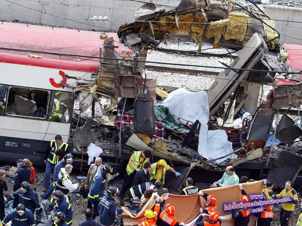Al menos 131 personas murieron y unas 400 resultaron heridas