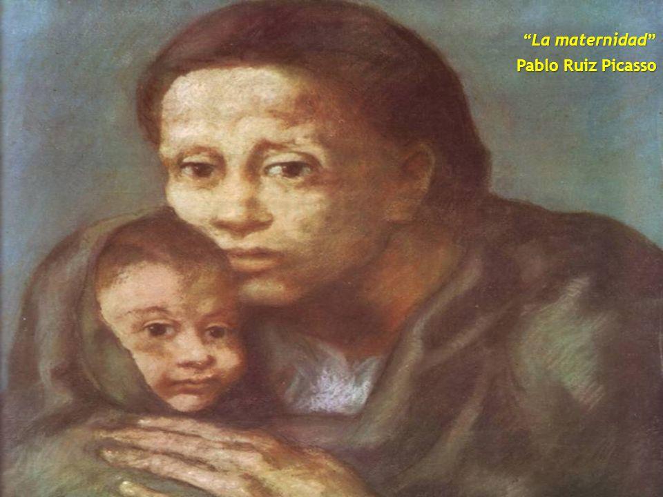 La maternidad Pablo Ruiz Picasso