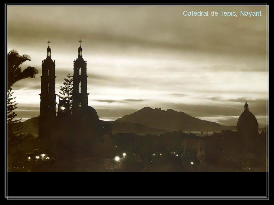 Catedral de Tepic, Nayarit