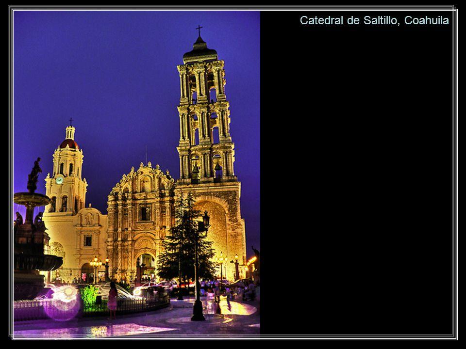 Catedral de Saltillo, Coahuila