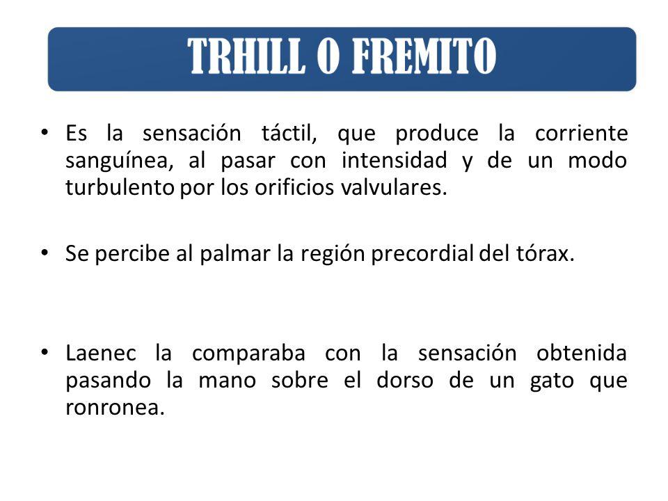 TRHILL O FREMITO