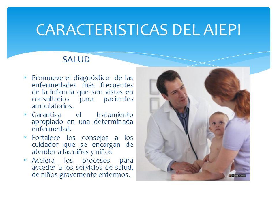 CARACTERISTICAS DEL AIEPI