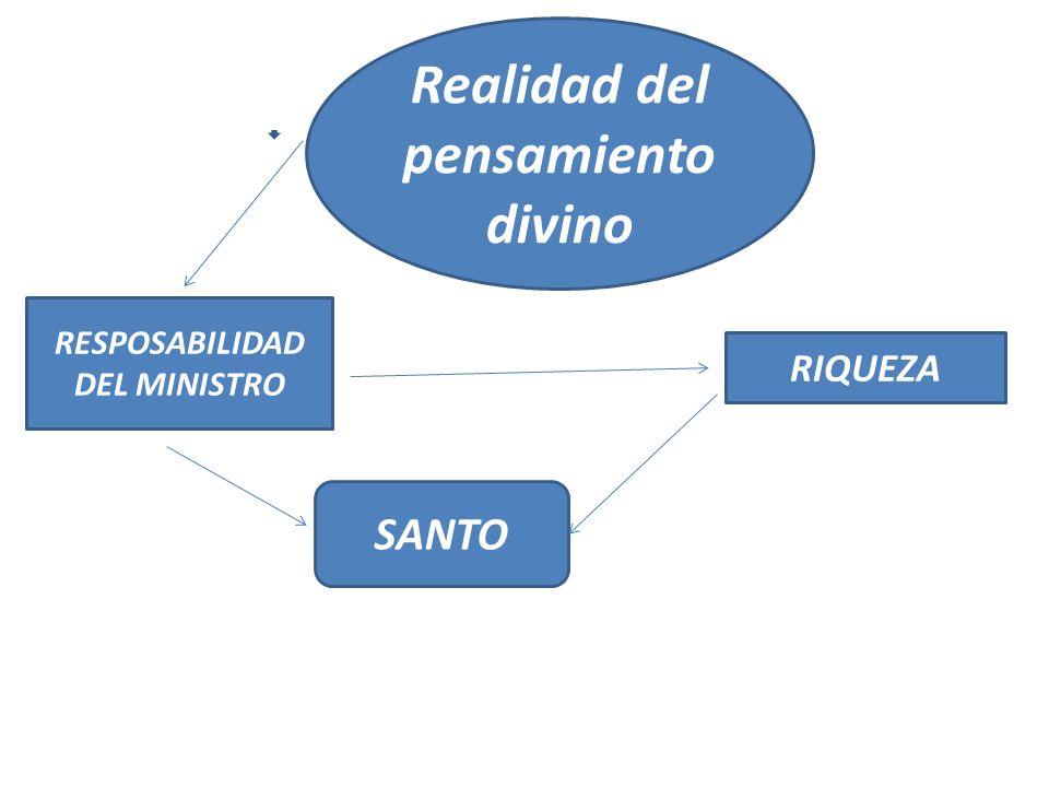 Realidad del pensamiento divino