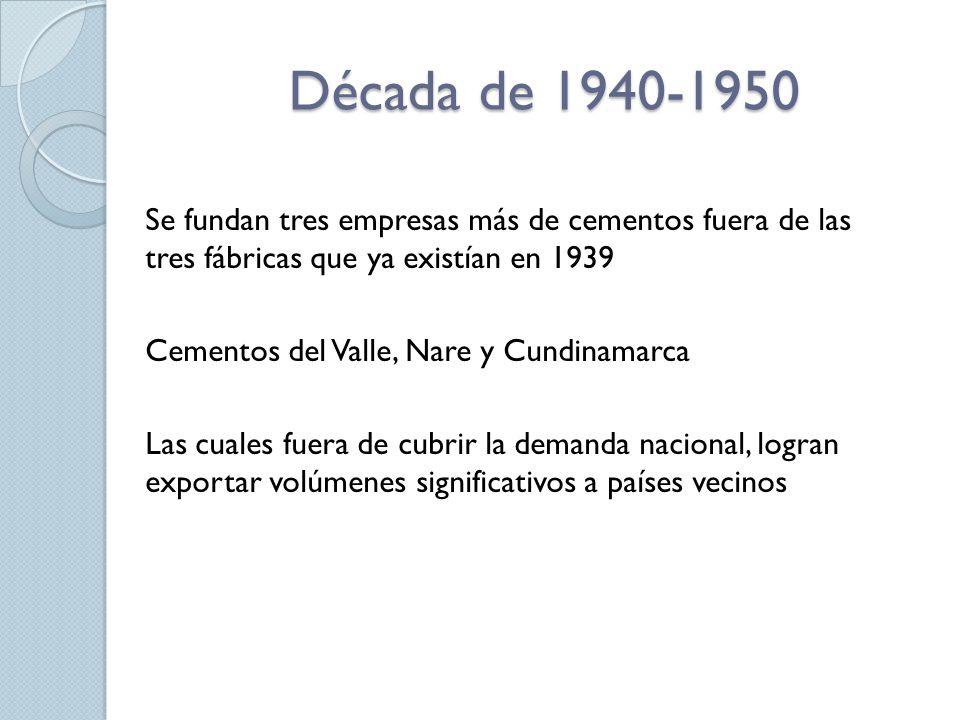 Década de 1940-1950