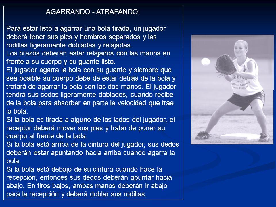 AGARRANDO - ATRAPANDO: